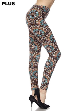 Shoptiques Product: Whirly Scale Legging