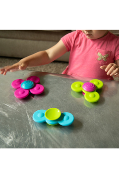 Fat Brain Toys Whirly Squigz Fun Little Spinners - Product List Image