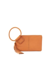 Hobo Whiskey Sable Wristlet - Front cropped