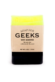WHISKEY RIVER SOAP CO. Geeks Soap - Product Mini Image