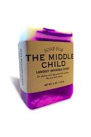WHISKEY RIVER SOAP CO. Middle Child Soap - Product Mini Image