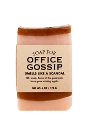 WHISKEY RIVER SOAP CO. Office Gossip Soap - Product Mini Image