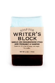 WHISKEY RIVER SOAP CO. Writer's Block Soap - Product Mini Image