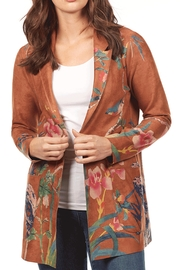 French Dressing Jeans Whisky Suede Jacket - Product Mini Image