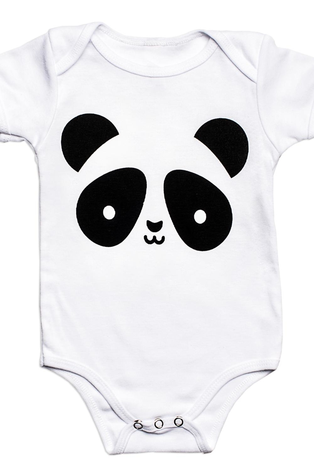 Whistle & Flute Kawaii Panda Onesie - Front Cropped Image