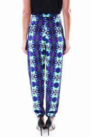 Whistle and Wolf Geo-Print Pant - Side cropped