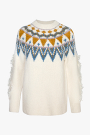 Greylin Whistler Fair Isle Sweater - Product Mini Image
