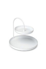 Umbra White Accessory Tray - Product Mini Image