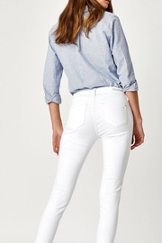 Mavi Jeans White Ankle Crop - Other