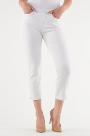 Lois Jeans White Ankle Jean - Product Mini Image