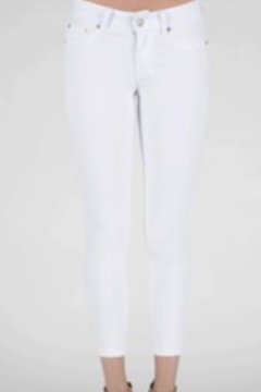 Shoptiques Product: White skinny ankle jean