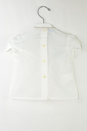Foque White & Beige Baptism - Back cropped