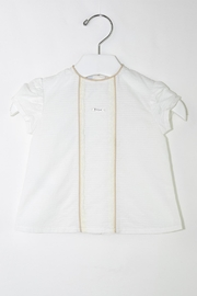 Foque White & Beige Baptism - Side cropped