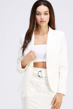 Shoptiques Product: White Blazer