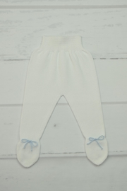 Granlei 1980 White & Blue Newborn - Side cropped