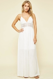 Promesa White Boho Maxi - Product Mini Image