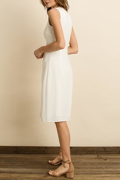 dress forum White Button-Down Midi - Alternate List Image