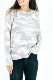 Six Fifty White Camouflage Hacci - Product Mini Image
