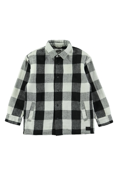 Molo White Check Shirt - Product List Image