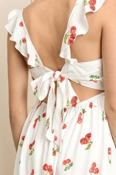 dress forum White Cherry Dress - Alternate List Image