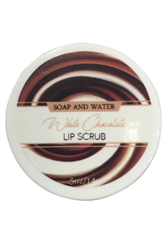 Soap and Water Newport WHITE CHOCOLATE BROWN SUGAR SCRUB - Product List Image