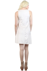 Rock Etiquette White Cocktail  Dress - Other