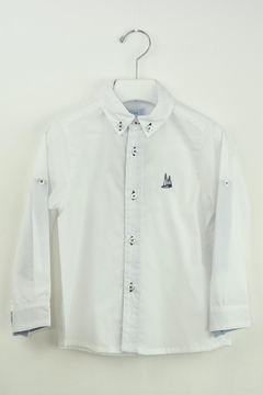 Shoptiques Product: White Collared Shirt