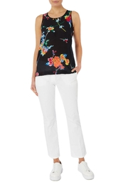 Sportmax White Cotton Trousers - Product Mini Image