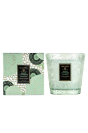 Voluspa White Cypress 2 Wick Hearth Candle - Product Mini Image