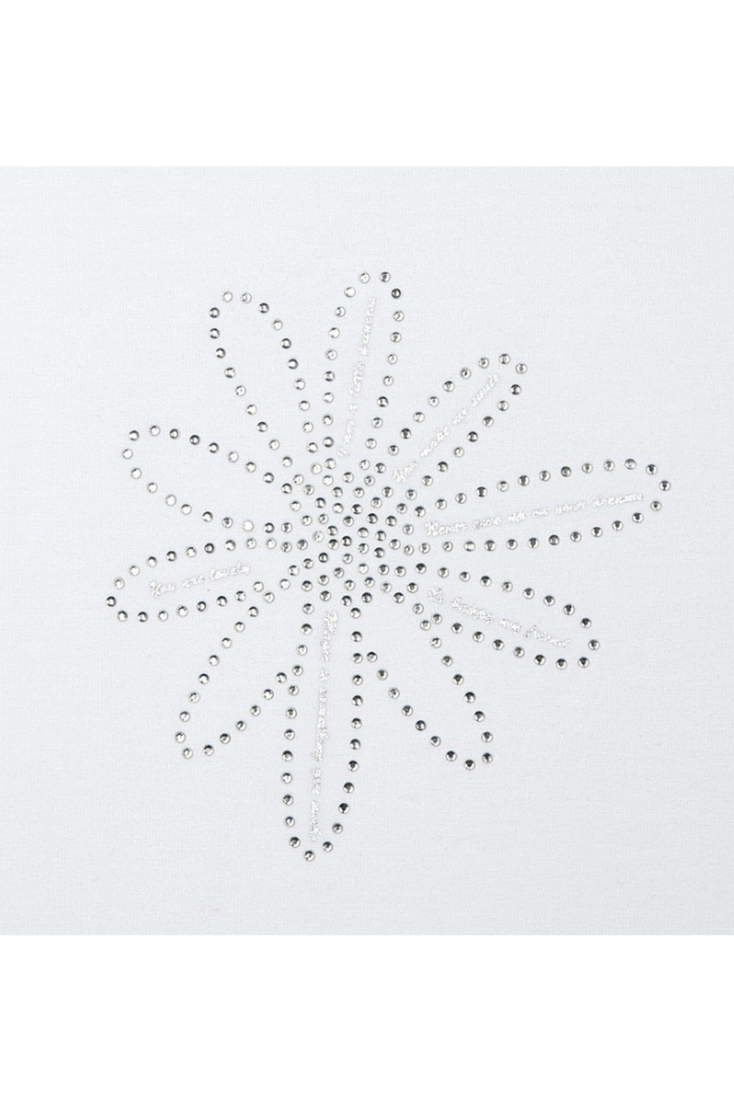 Mayoral White Daisy Tee - Side Cropped Image