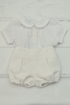 Granlei 1980 White Elegant Outfit - Product List Image