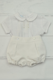 Granlei 1980 White Elegant Outfit - Front cropped