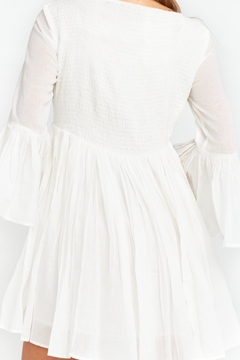 Show Me Your Mumu White embroidered dress - Alternate List Image