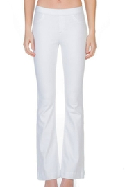 Cello Jeans White Flare Jegging - Product Mini Image