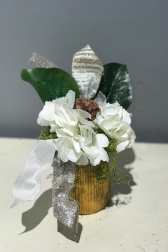Shoptiques Product: White Flower Arrangement