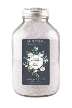 The Birds Nest WHITE FLOWERS SIGNATURE BATH SALTS - Alternate List Image