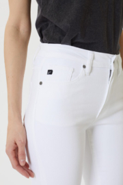 KanCan White frayed Jeans - Other