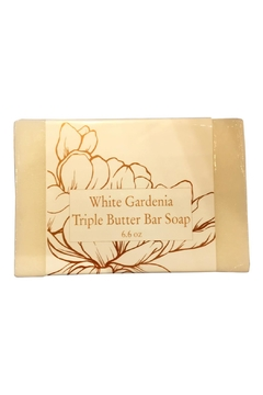Soap and Water Newport White Gardenia Barsoap - Product List Image