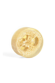 HEARTLAND FRAGRANCE White Ginger & Amber Exfoliating Loofa Soap - Product Mini Image