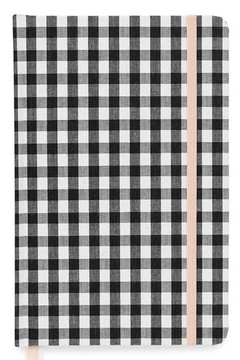 Sugar Paper White Gingham Journal - Product List Image
