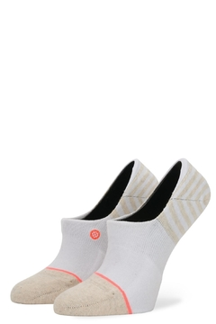 Stance White Invisible Sock - Product List Image