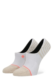 Stance White Invisible Sock - Product Mini Image