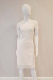 Frank Lyman White Lace Dress - Product Mini Image