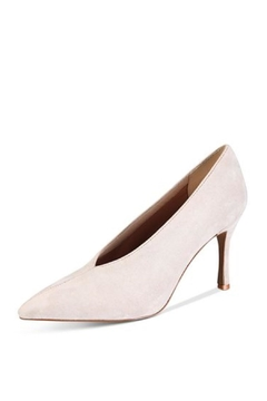 Shoptiques Product: White Leather Pump