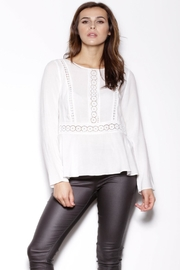 Pink Martini Collection White Long Sleeve - Product Mini Image