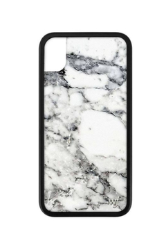 Shoptiques Product: White Marble iPhone Xr Case