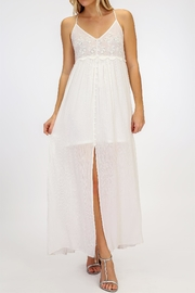 HYFVE White Maxi Dress - Product Mini Image