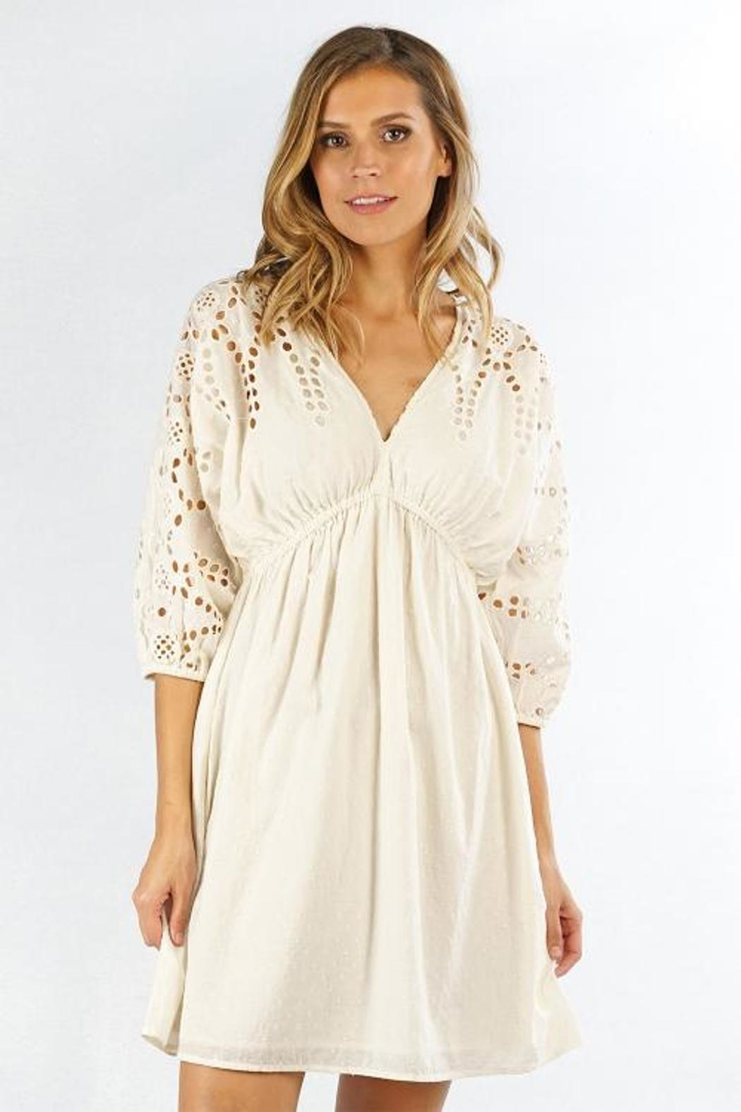2296718e7b00f Unknown Factory White Maxi Dress from Raleigh by Athleisure — Shoptiques