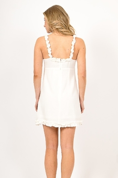 Very J  White Mini Dress - Alternate List Image