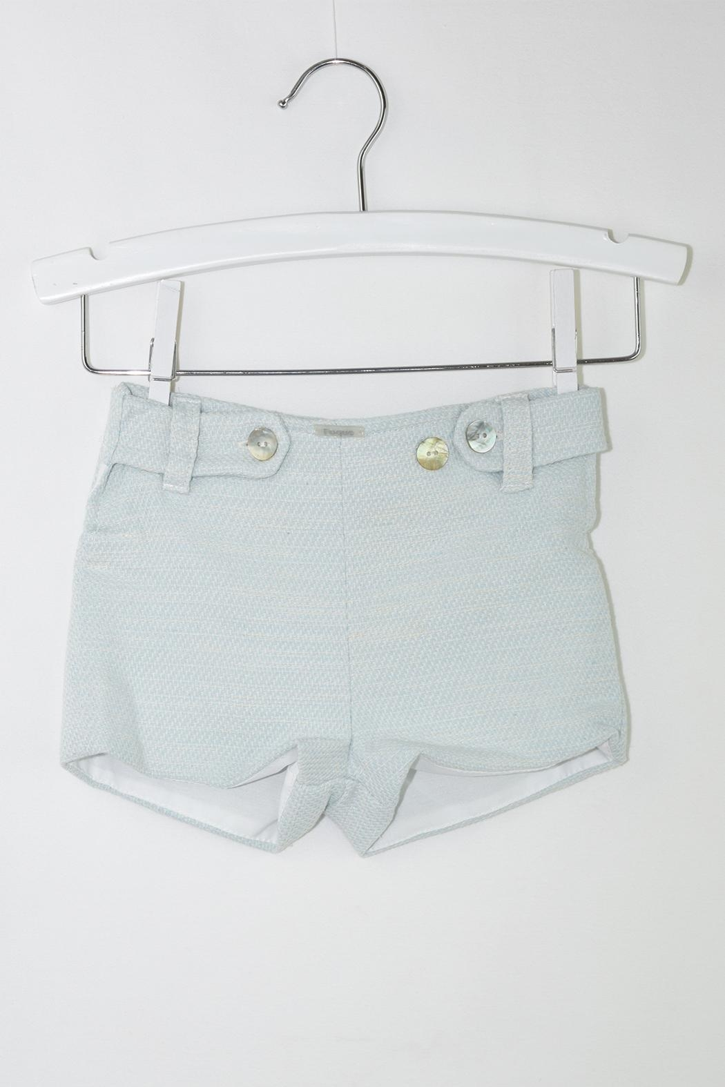 Foque White & Mint Outfit - Side Cropped Image
